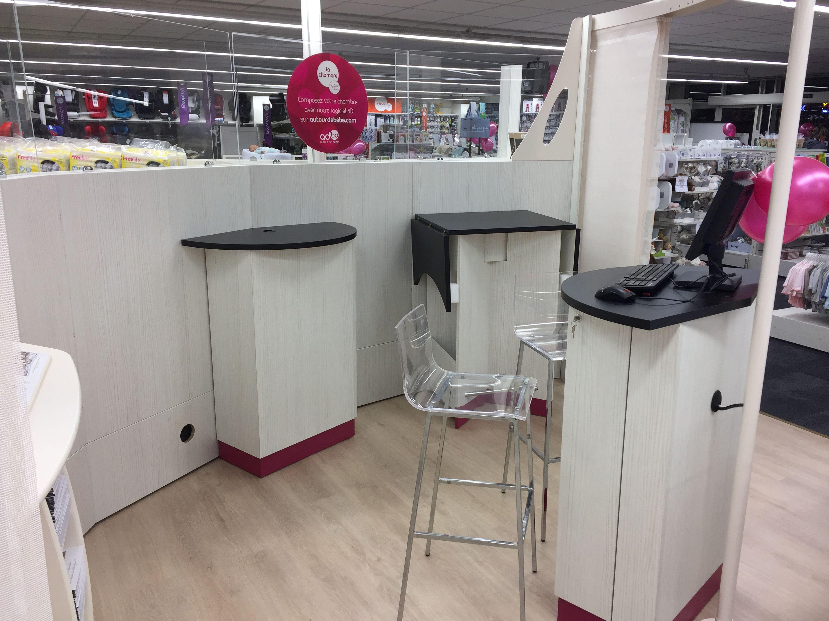 Les travaux sont finis découvrez le magasin Autour De Bébé