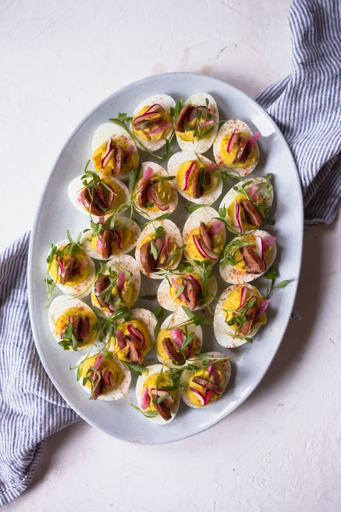 Instant Pot Deviled Eggs Recipe Appetizer recipes