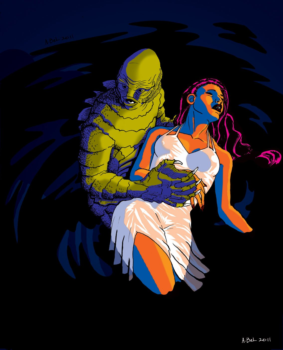 She will be loved... by abelgrave.deviantart.com on @DeviantArt