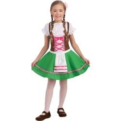 Your child will be ready for her first Oktoberfest celebration when she wears this girls Gretel German costume. This Gretel costume is a must have ...  sc 1 st  Pinterest & Gretel Costume | Mother and Daughter Halloween Costume Ideas ...