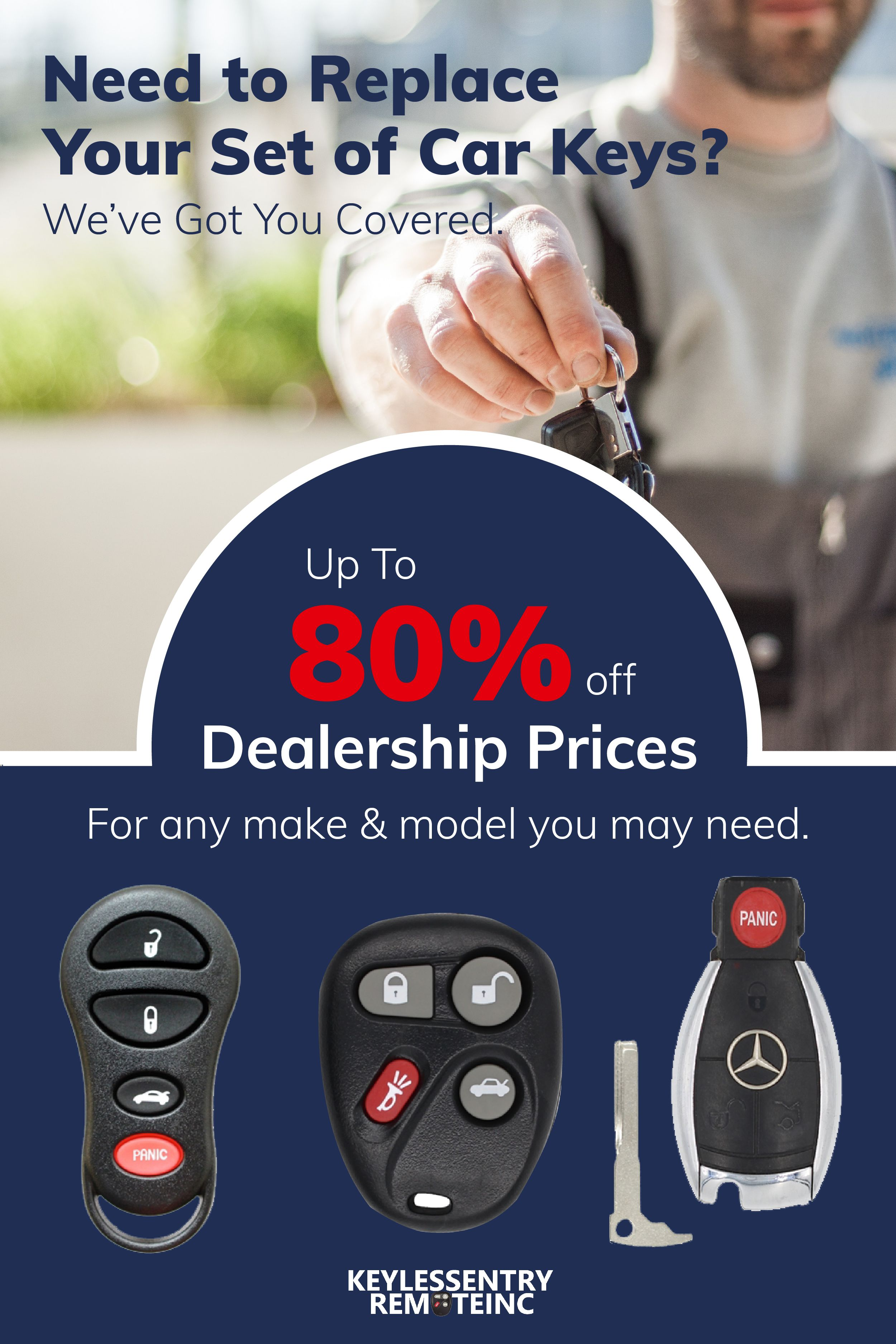 At Keyless Entry Remote Inc Our Goal Is To Give Our Customers The