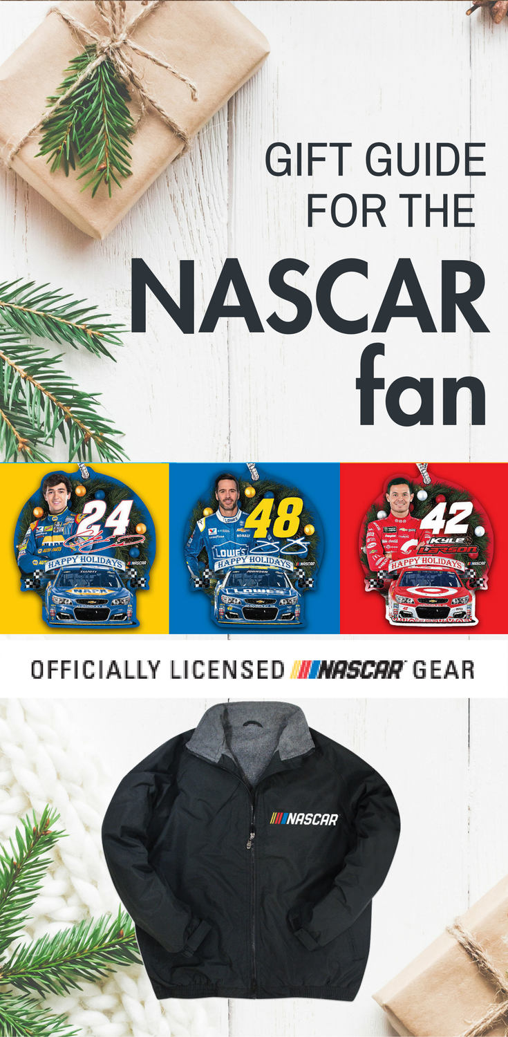 We have the ultimate gift guide for any NASCAR fan! | NASCAR ...