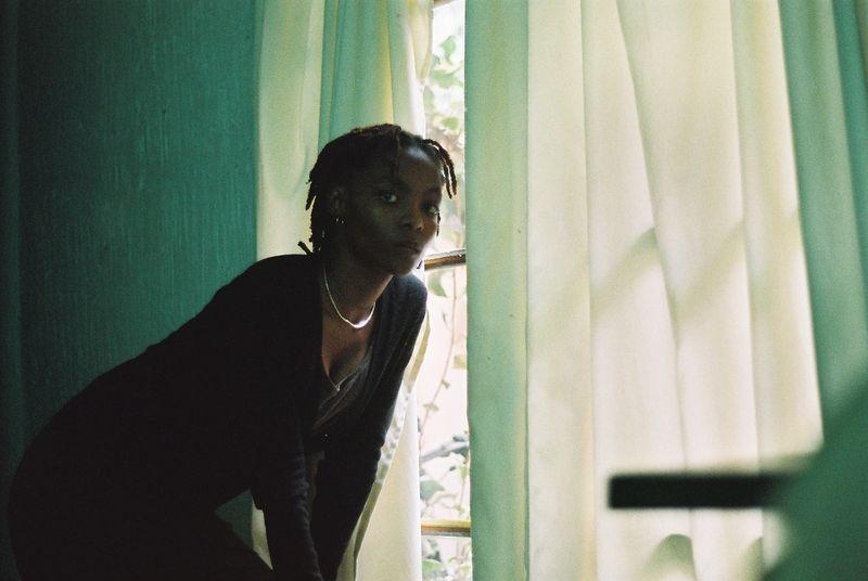 Kwena Chokoe, selfportrait