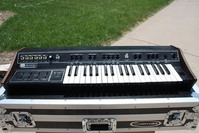 MATRIXSYNTH: Arp Pro Soloist Synthesizer Keyboard with Original...