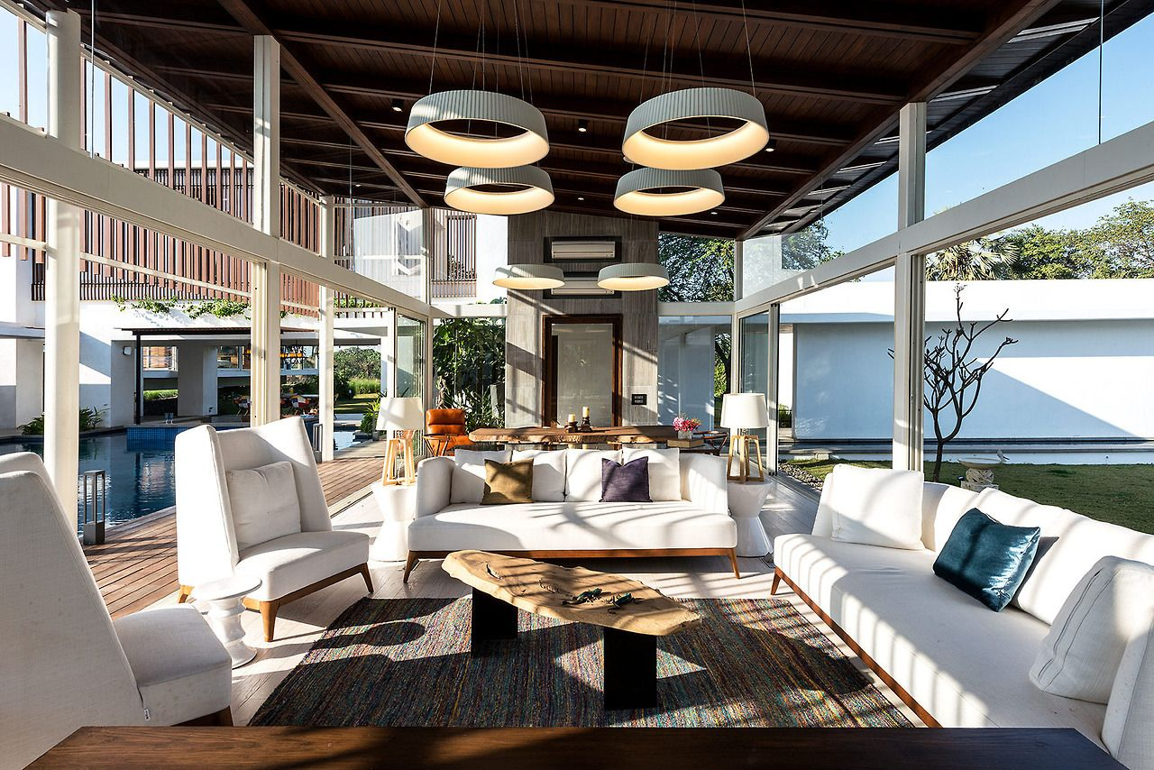 Home interior design u nice balance of indoor outdoor on this