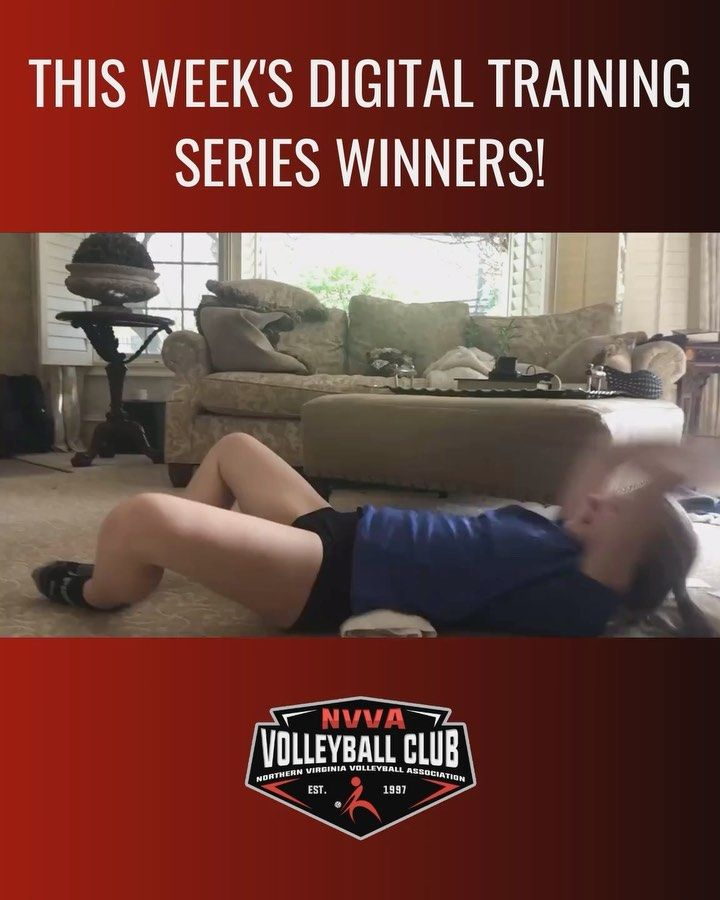 We Have A New Champ Congratulations To Bella Who Came In 1st This Week With A Whopping 1 625 Points You Gu In 2020 New Champ Training Series Volleyball Clubs