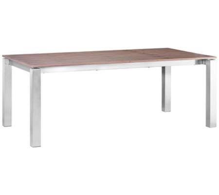 Zuo Copenhagen Stainless Steel Table   55DowningStreet.com