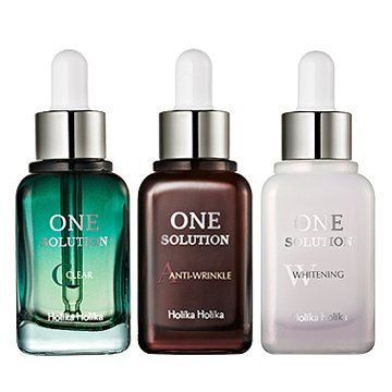 Holika Holika One Solution Clear Ample [Anti-Wrinkle Model] *** Click image for more details.