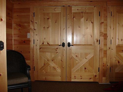 Charmant Knotty Pine Interior Doors | Door Designs Plans