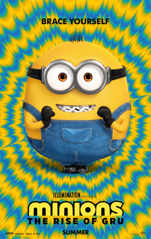 Minions The Rise Of Gru Jul 3rd Peliculas Completas Gratis Cosas De Minion Minions 2