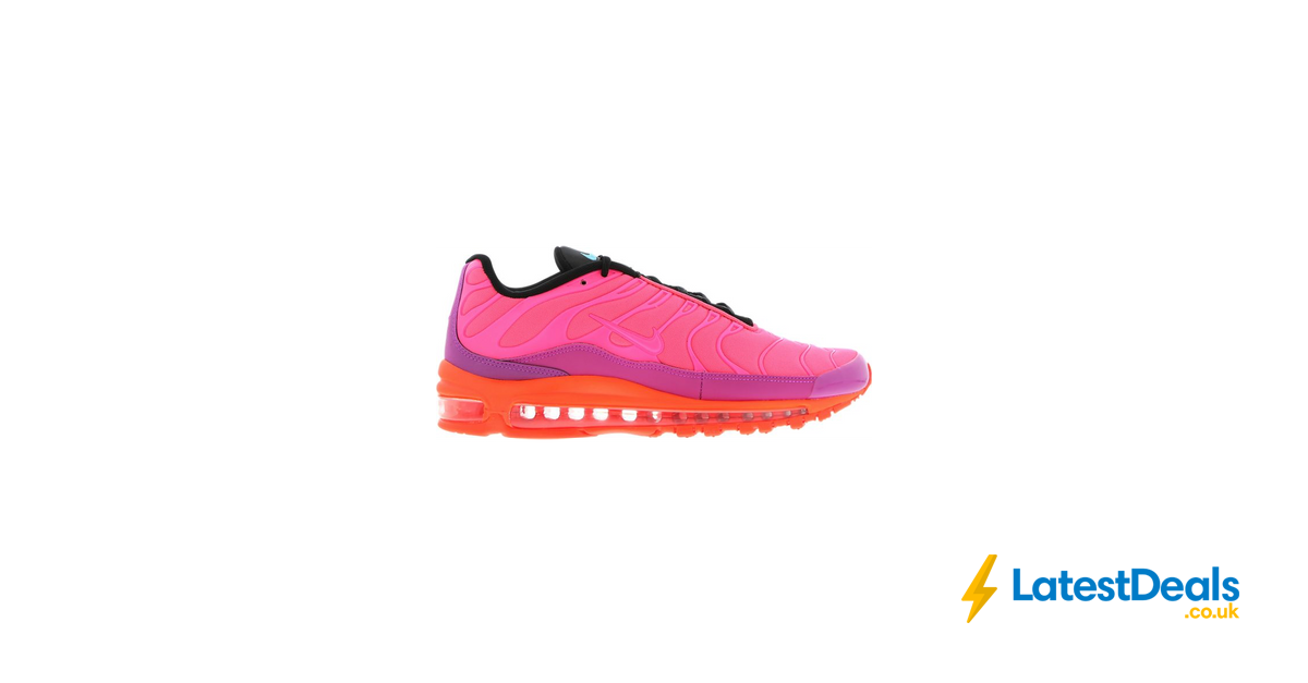 Save 25 on Nike Air Max 97 / Tuned 1 Shoes with Code, £