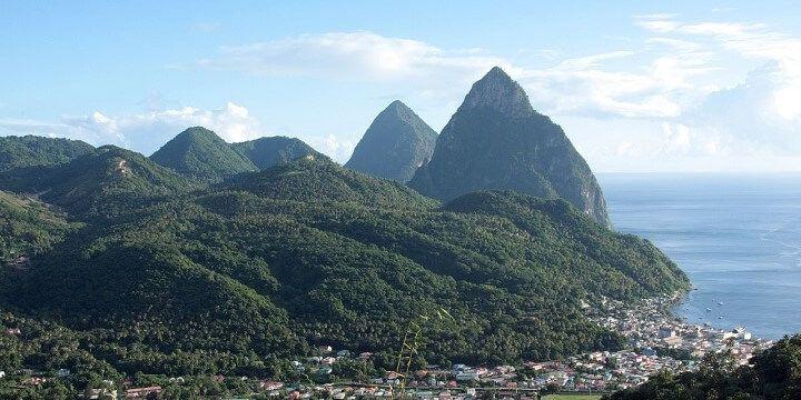Gros Piton, Saint Lucia