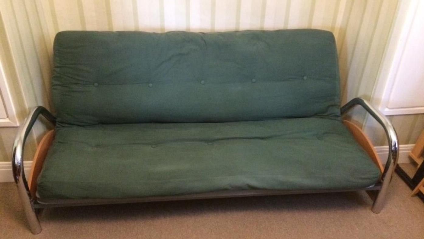 Large Double Futon Sofa Bed
