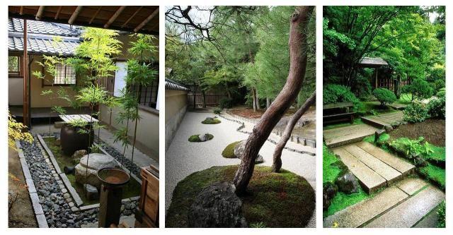 Pomysł Na Mały Ogród W Japońskim Stylu Ogród Garden