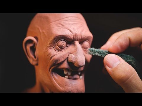 How to Sculpt a Stylized Character *Preview* - YouTube