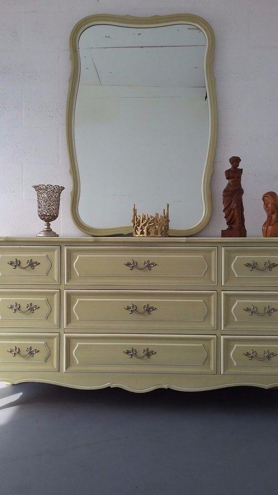 Henry Link Furniture : henry, furniture, Henry, French, Provincial, Dresser,Henry, Furniture,, Dresser,, Provincial,, Furniture