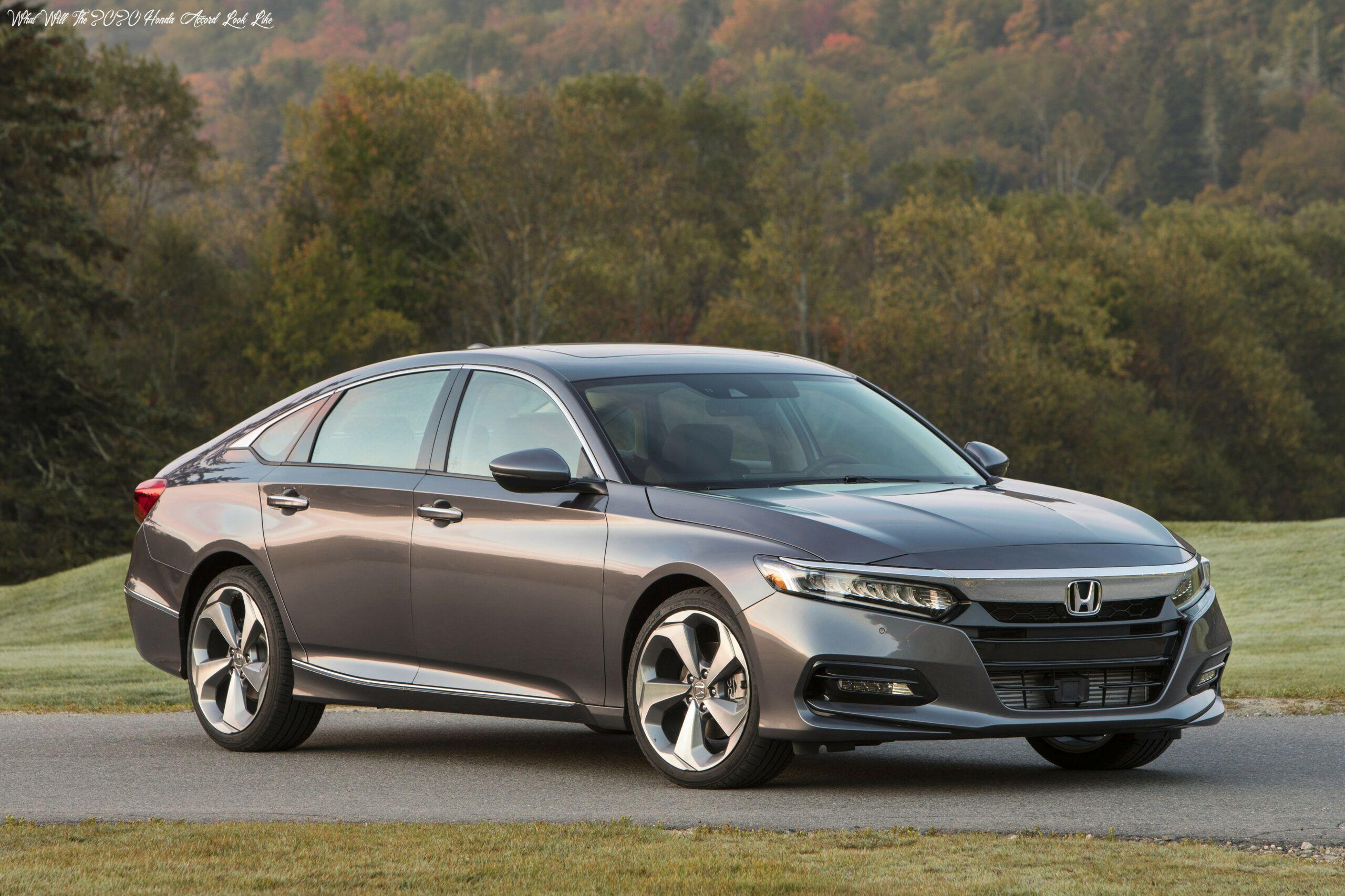 What Will The 2020 Honda Accord Look Like Performance And New Engine In 2020 Honda Accord Touring Honda Accord 2018 Honda Accord