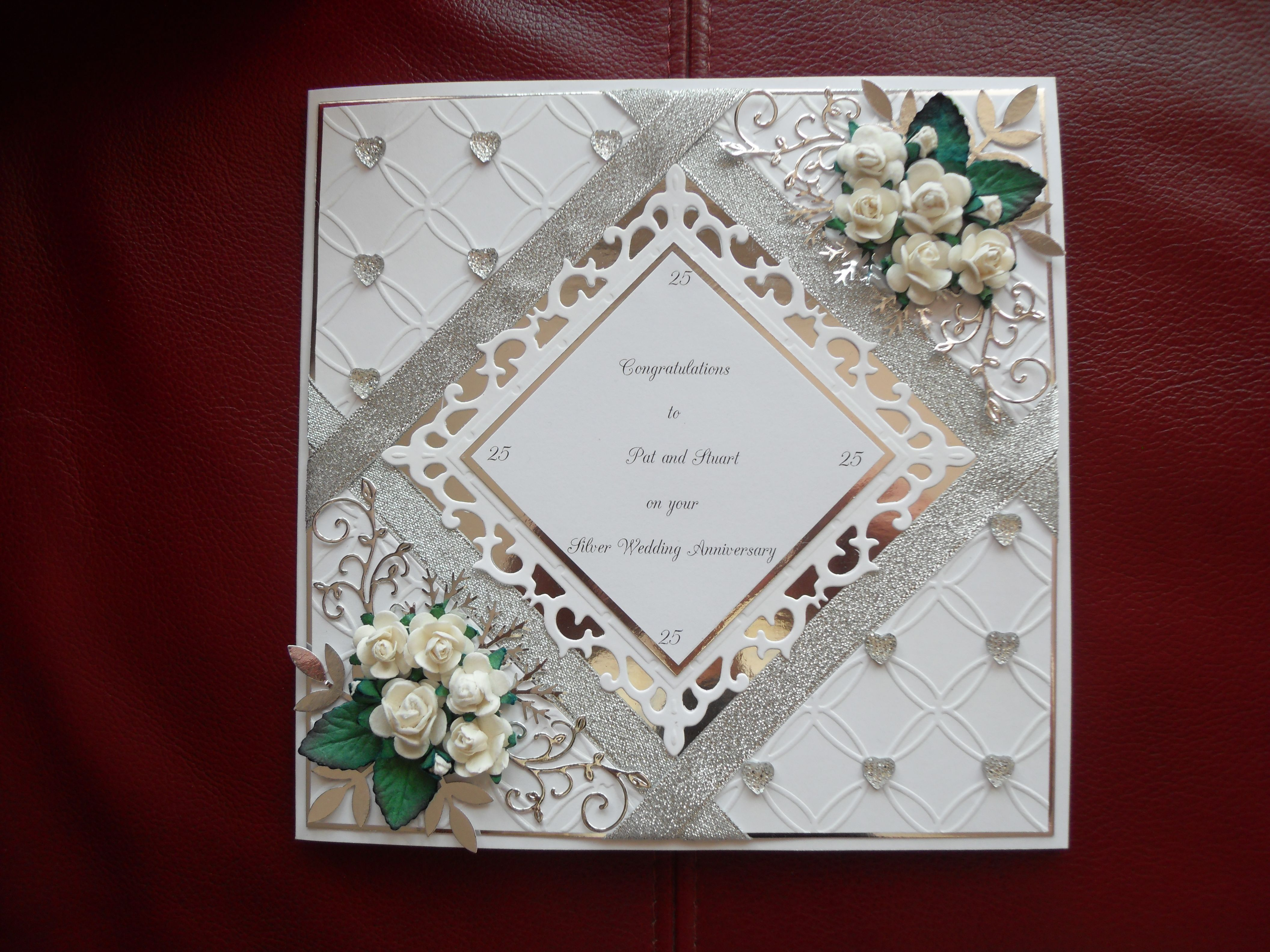 Pin by Sue Kelk on Wedding and Anniversary Cards