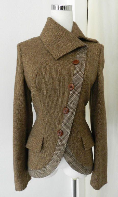 thumbnail 2 Riding Jacket, Ladies Tweed Jacket, Tweed Vest Womens, Tweed  Suit Women 591cc3567b8