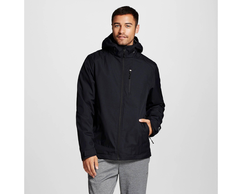 ced5af78f0c9 Men's 3-in-1 Systems Jacket - C9 Champion® Black 2XL   Jackets ...