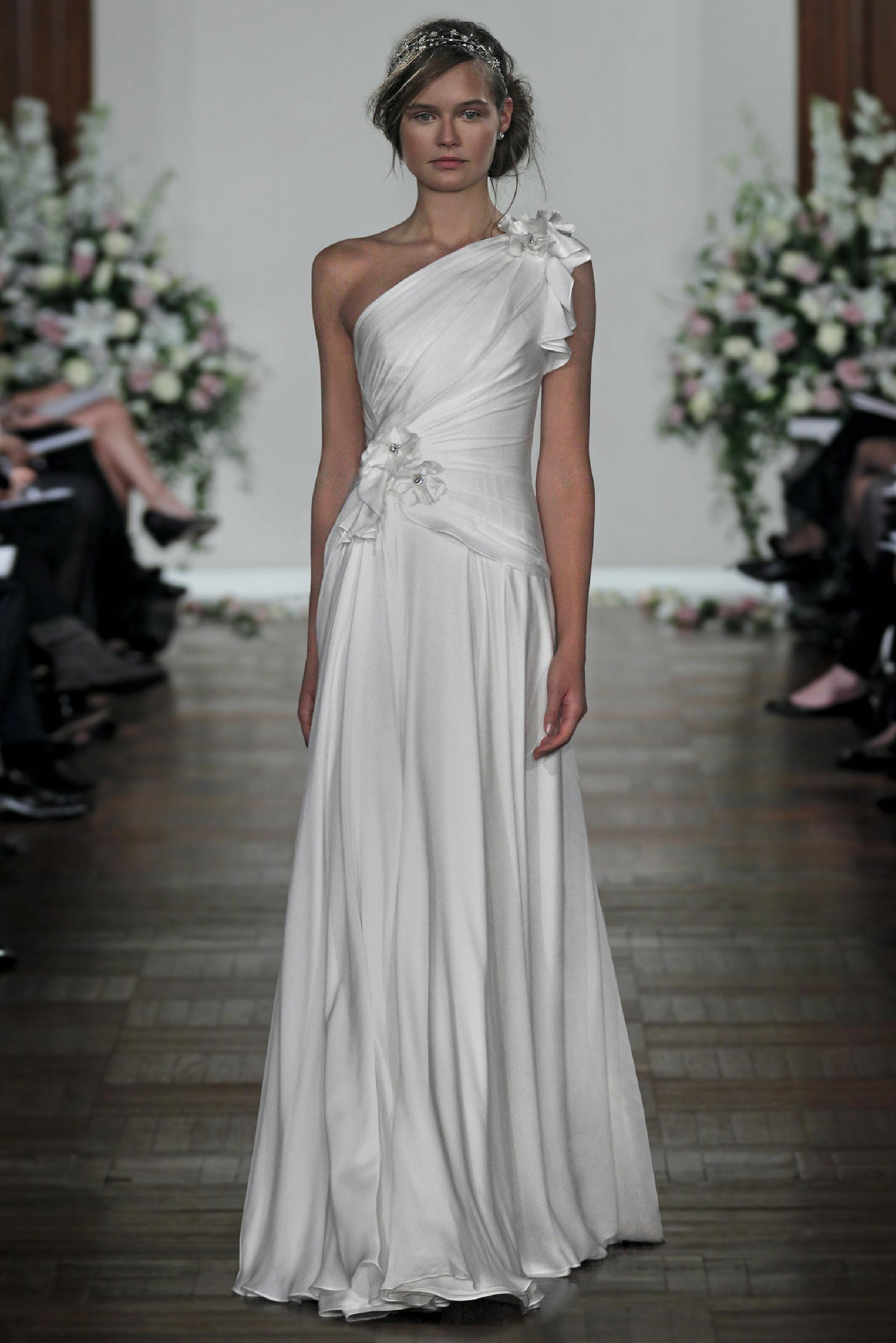 Badgley mischka bridal wedding inspiration pinterest badgley