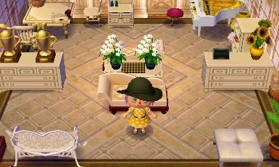 Image Result For Acnl Main Room Decor Outdoor Decor Table