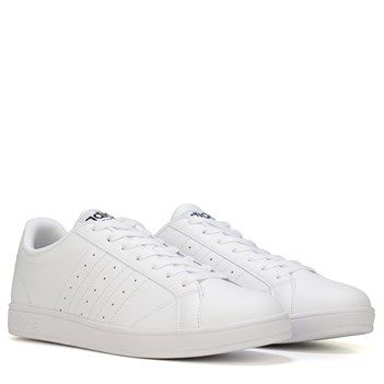 adidas cloudfoam advantage clean mens sneakers