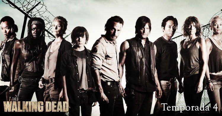 The Walking Dead Temporada 4 | The walking dead, Walking ...