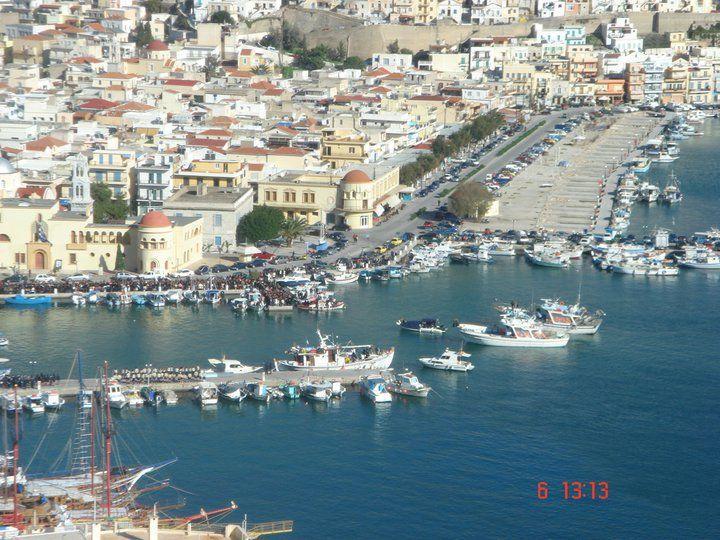 Kalymnos Town, Kalymnos Island,  Dodecanese,  Greece