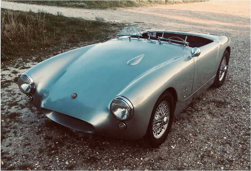 Pin by Karl Powell on Austin Healey Sprite Frog Eye (With