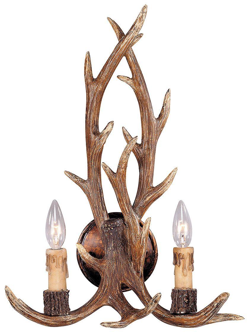 Blue Ridge 2 Light Sconce In New Tortoise Shell Candlelight Wall Sconce Lighting Rustic Wall Sconces Sconce Lighting