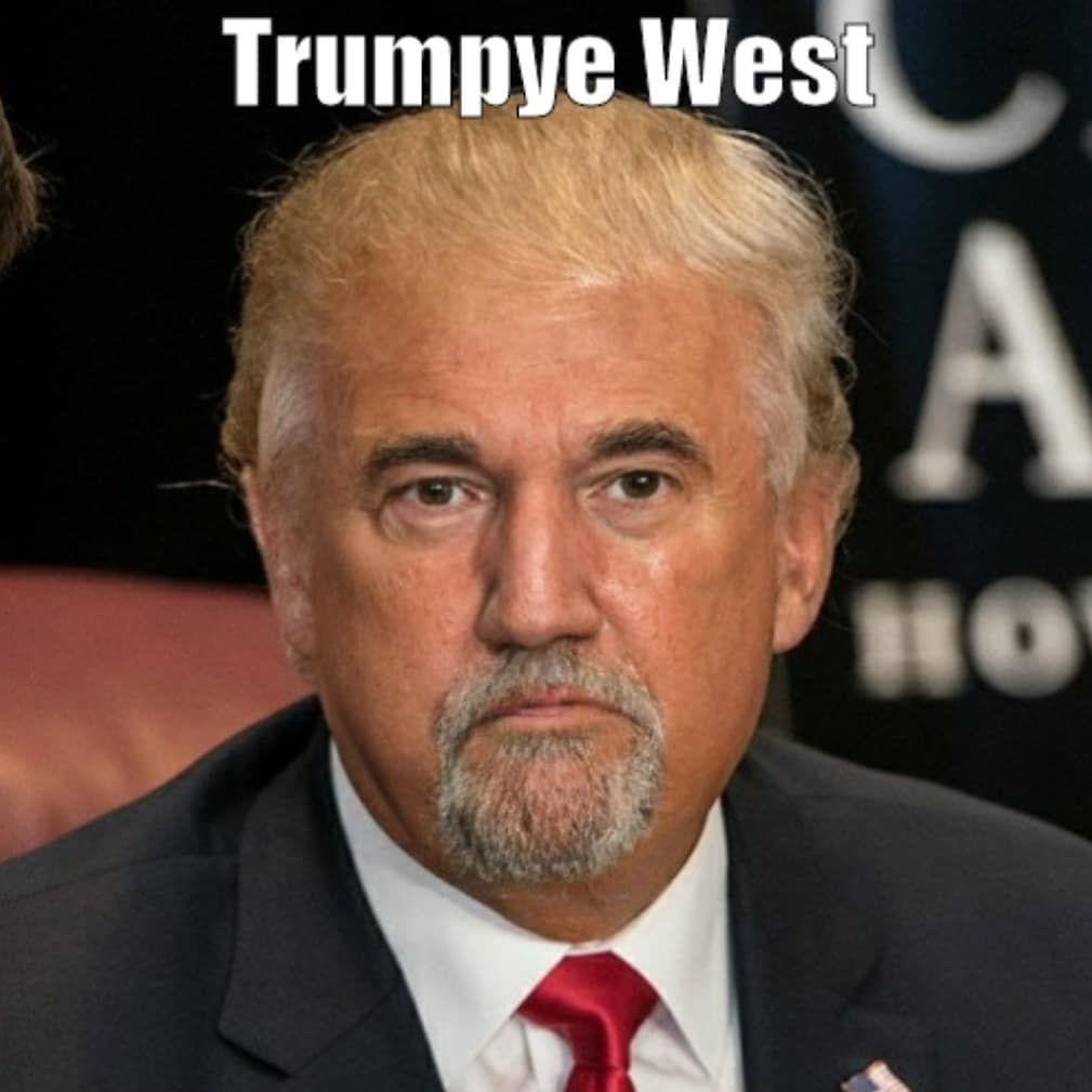 Meme Trump Kanye Memes Oof Biden Hashtag Yes In 2020 Memes Trump Kanye