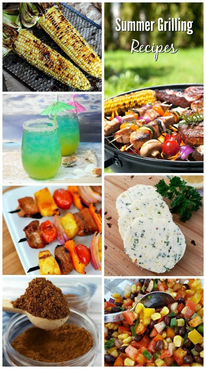 Looking for the best grill recipes? We've got everything you need for an amazing backyard cookout from marinades and steak rubs to cocktails, grilled side dishes, desserts and more! There are dozens of grilling recipes including grilled chicken recipes, grilled steak recipes, grilled vegetables and grilling recipe sides. #ad #SummerGrilling #torani #joyjolt #imabbqguyu #hamiltonbeach #cornbreadcrisps #grillingtips #steakrubs Looking for the best grill recipes? We've got everything you need for a #steakrubs