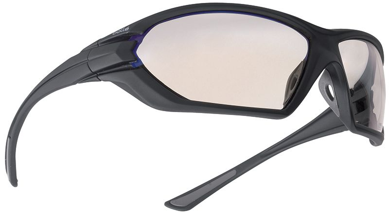 2f37477102 Bolle Assault Tactical Safety Glasses with Matte Black Frame and ESP Anti-Fog  Lens - Safety Glasses USA