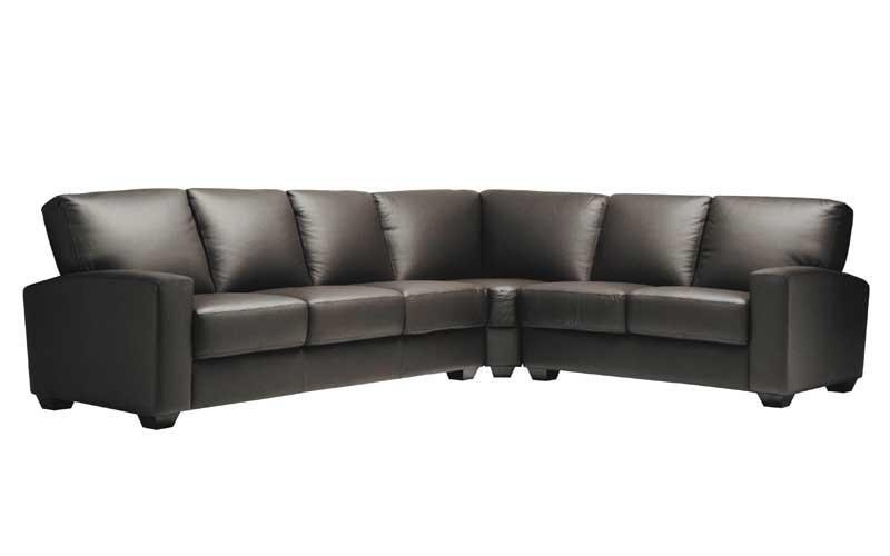 Murray Modular Leather Sofa $4,399 #OzDesignFurniture #SupaCenta #GiftGuides