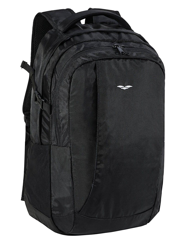 a049b14a8d College School Backpack Men Travel Business Laptop Backpack - Black ...