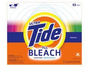 Ultra Tide Plus Bleach Powder Powder Detergent Tide Powder Laundry Detergent