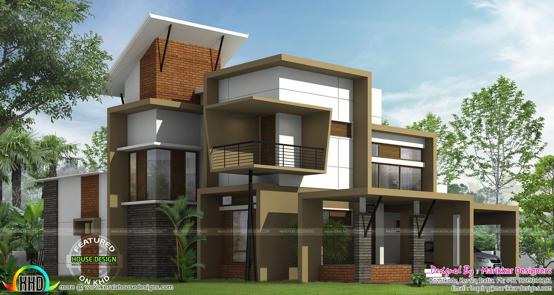 Stylish Modern House Plans For Your Modern Living Modern House Plans Kerala House Design Model House Plan