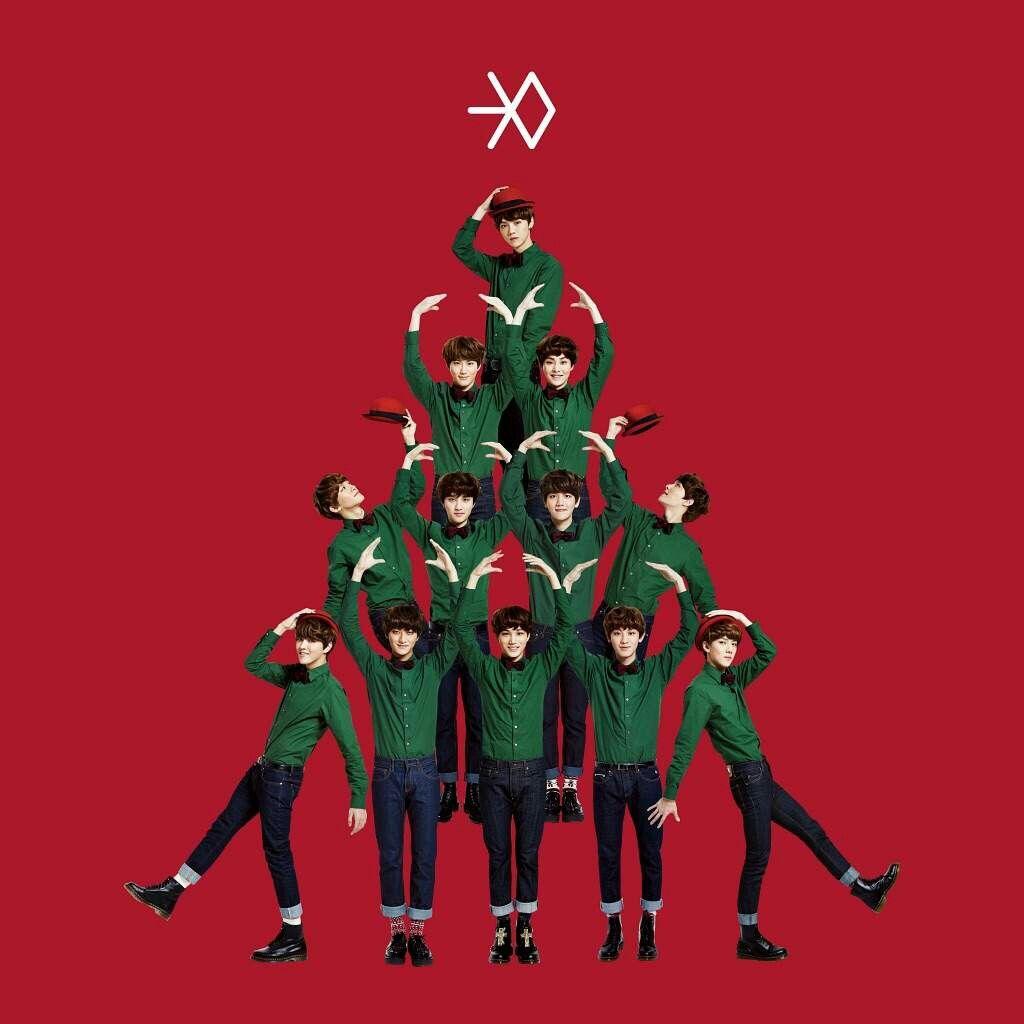 Imagini pentru exo miracles in december album