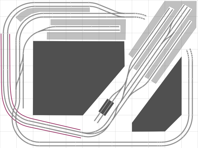 Free Track Plans for your Model Railway | Model Railway track plans
