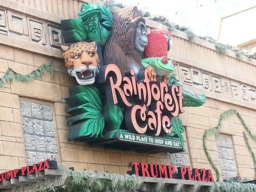 Rainforest Cafe Atlantic City Nj Hours