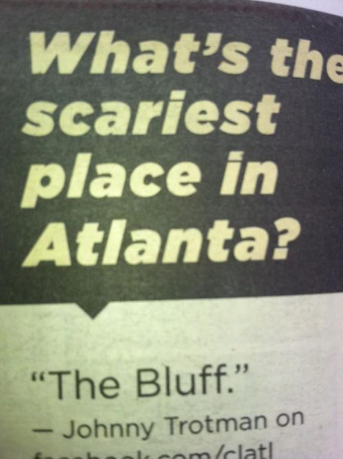 Pin by Monica McGurk on The Bluff, Atlanta | Cards against
