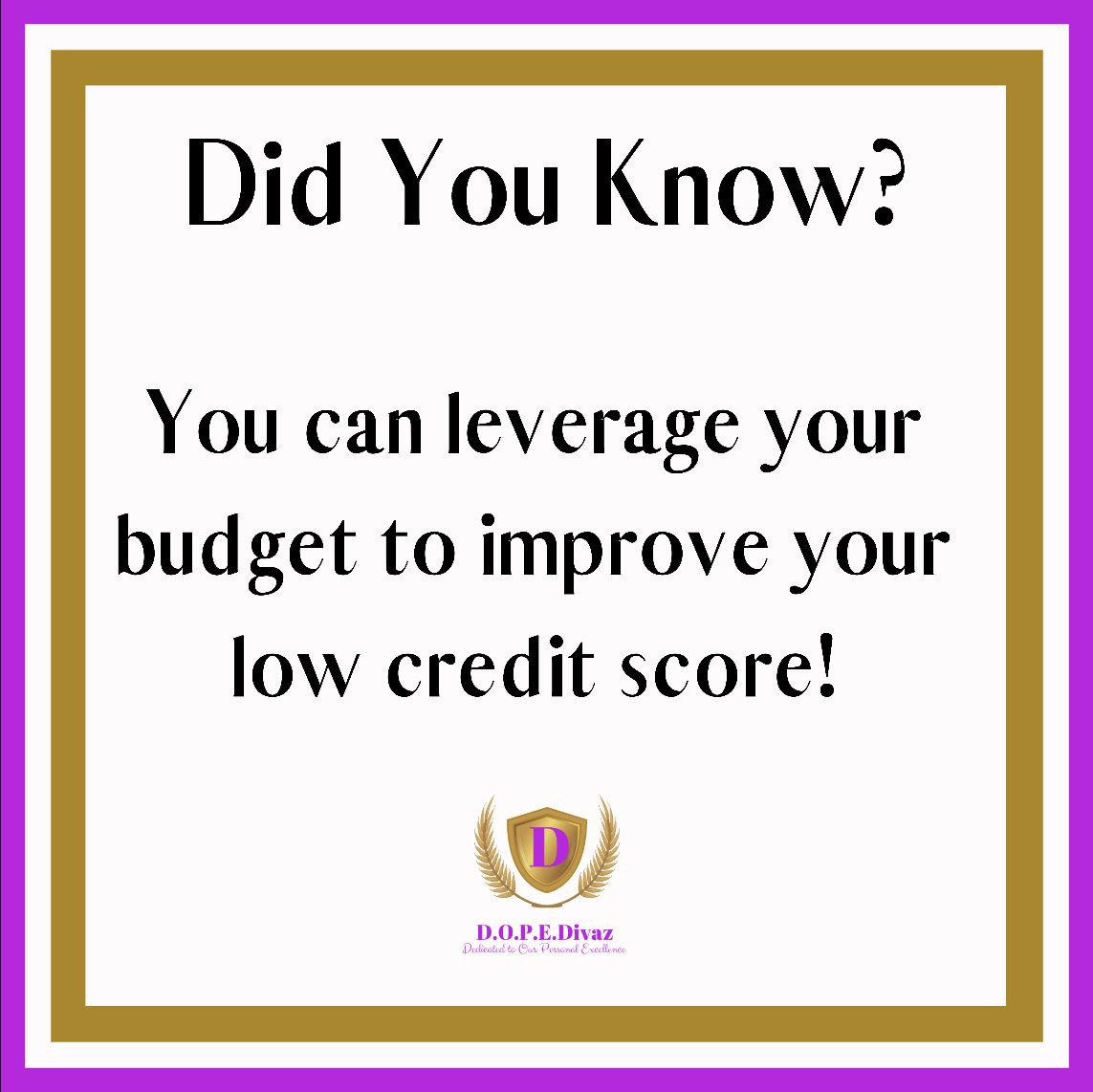 Why Not Have An App That Actually Helps You Improve Your Credit