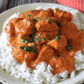 Create homemade tikka masala to rival the same spicy chicken dish found at Indian restaurants! - Everyday Dishes & DIY