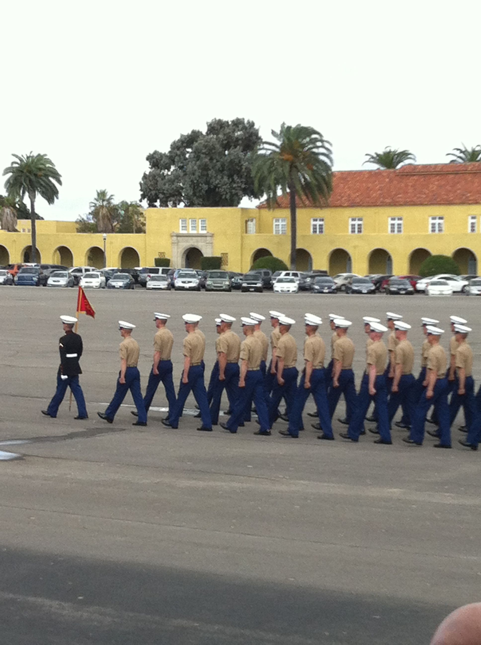 My Son S Graduation From Marine Boot Camp Mcrd San Diego So Proud Marines Boot Camp Us Marine Corps United States Marine Corps
