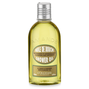 Superior Almond Shower Oil
