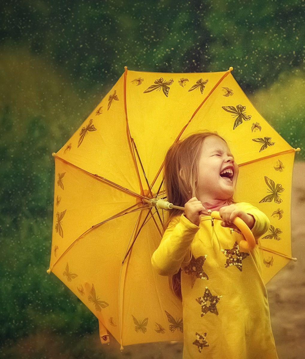 Картинки хорошее настроение в любую погоду девушки с каре