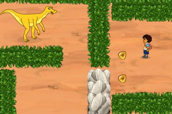 Diego Dinosaur Rescue Game Join Diego And His Friends On A Journey In The Time Of The Dinosaurs Free Online Math Games Go Game Free Games