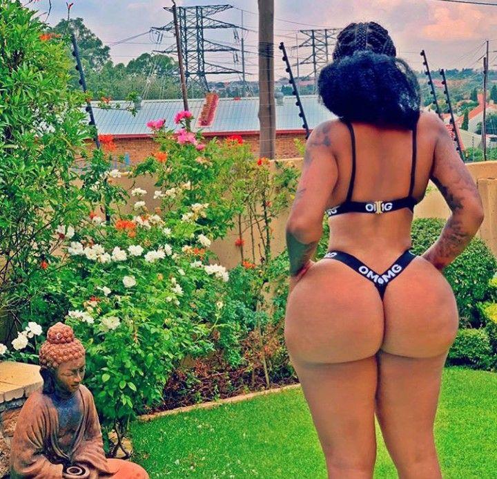 Black girls big ass tits
