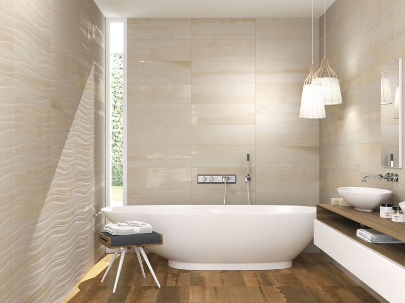 Decoracion de #baños con encanto naturalmente bellos. Bañera Exenta ...